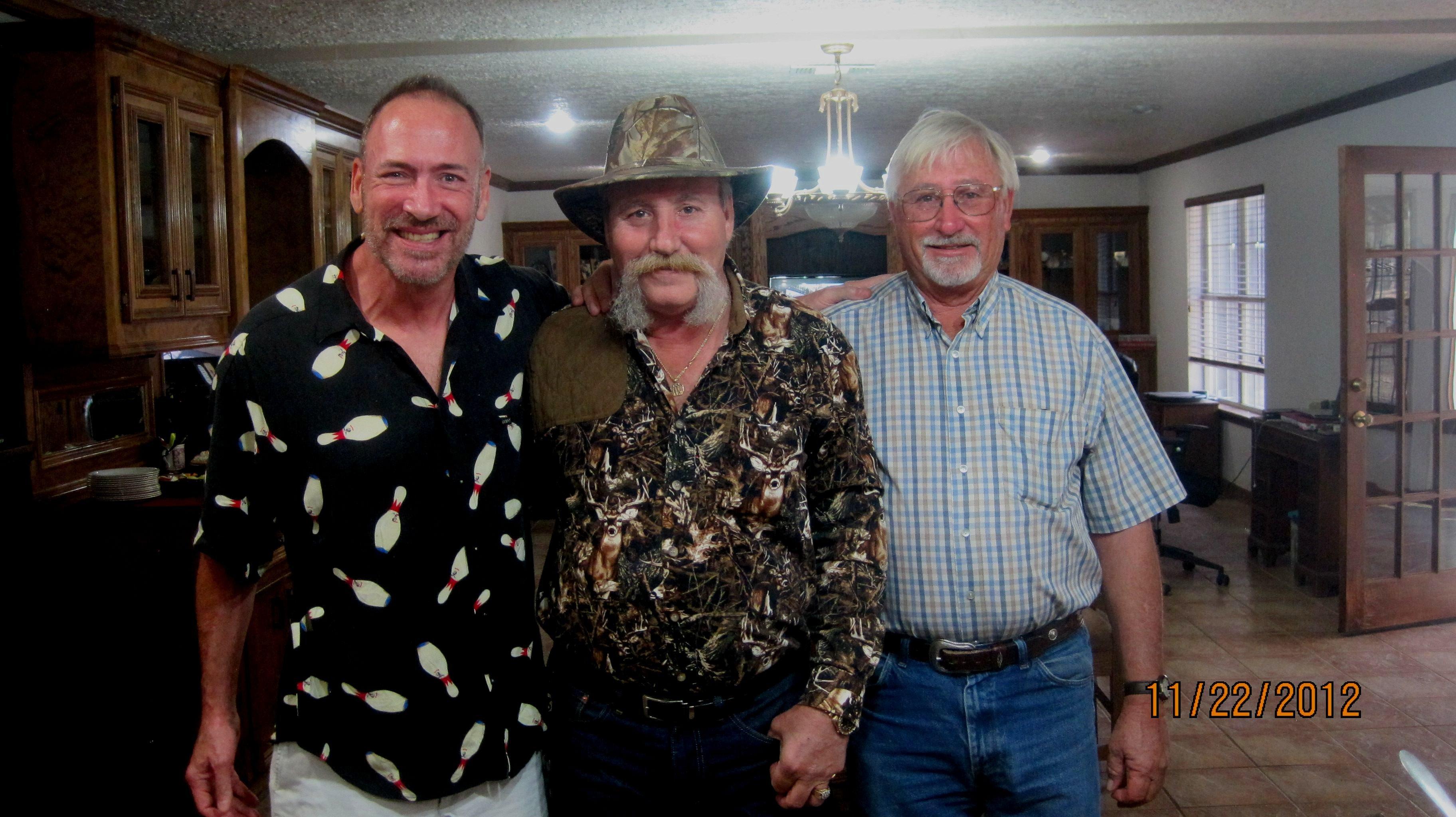 Scott, Joe and Brian